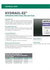 HYDRAUL-EZ Horizontal Directional Drilling Fluid - Technical Data Sheets