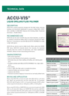 ACCU-VIS Liquid Drilling Fluid Polymer - Technical Data Sheets