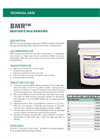 BMR Non-Phosphate Granular Product - Technical Data Sheets
