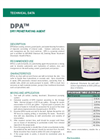 DPA Dry Penetrating Agent - Technical Data Sheets