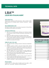 LBA Liquid, Bio-Fouling Agent - Technical Data Sheets