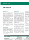TB-BOOT Tie-back Covers - Technical Data Sheets
