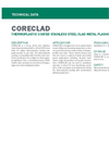 CORECLAD Thermoplastic Waterproofing Membrane - Technical Data Sheets