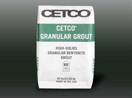 CETCO - Granular Grout