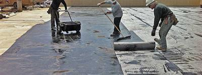 Strataseal - Model HR - Rubberized Asphalt Waterproofing System