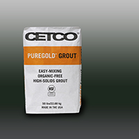 PUREGOLD - High-Solids Grout