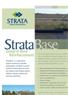StrataBase - Biaxial Geogrids - Brochure