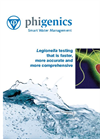 Phigenics - Validation Test Products for Validation of Legionella Hazard Control – Brochure