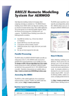 BREEZE Remote Modeling System (BRMS) Tech Sheet