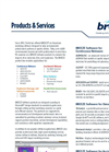 BREEZE Products and Services Tech Sheet