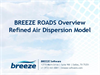 BREEZE ROADS Overview - Refined Air Dispersion Model - Brochure
