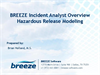BREEZE Incident Analyst Overview - Presentations