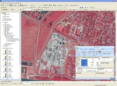 Advanced Human Health Risk Assessment Add-in for Esri ArcGIS-1