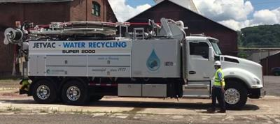GapVax/Wiedemann - Water Recycle Truck
