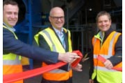 DHL and Gatwick open Tidy Planet supplied waste to energy plant