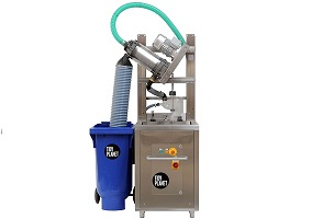 Tidy Planet DEHYDRA - Compact Food Waste Dewatering System