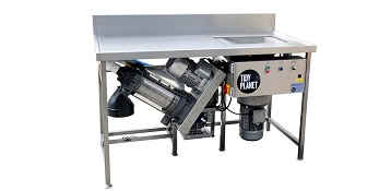 Tidy Planet DEHYDRA - Food Waste Dewatering Bench Unit
