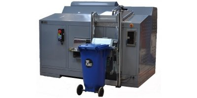 Tidy Planet GOBI - Model G200, G300 & G400 - Food Waste Dryers