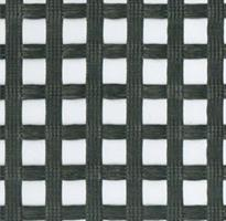 Warp Knitted Polyester Geogrid, PVC Coated
