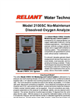 Reliant - Model 2100SC - Dissolved Oxygen (DO) Monitoring And Control System Brochure