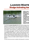 LAGOON MASTER Sludge Activating Aerator - Brochure