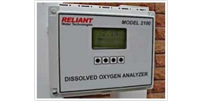 Reliant - Model 2100 - Galvanic Dissolved Oxygen Analyzer