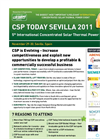 CSP Today Sevilla 2011