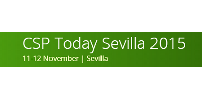 10th International Concentrated Solar Thermal Power Summit - CSP Today Sevilla 2016