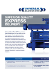 EXPII Express Blower System