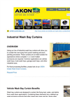 Industrial Wash Bay Curtains Brochure