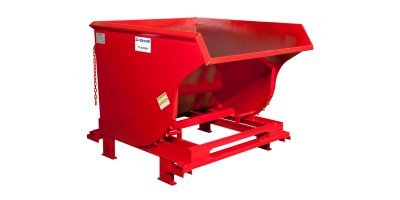Large Capacity Heavy Duty Self Dumping Hoppers