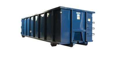 Rectangular Open Top Roll Off Containers