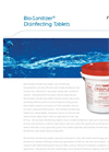 45lb Pail, 1000087045 - Chlorination Tablets, Bio-Sanitizer – Brochure