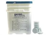 48lb Pail, 1000099248 - Dechlorination Tablets, EnviroRedi
