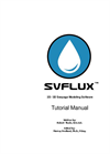 SVFlux Tutorial Manual