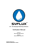 SVFlux Verification Manual