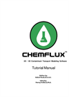 ChemFlux Tutorial Manual (PDF 5.121 MB)