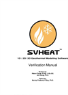 SVHeat Verification Manual