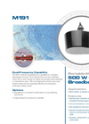 Dual-Frequency Capability M191- Brochure