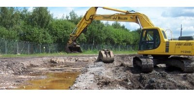 Phase 3: Land Remediation Services