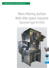 Schuko Dust Extractors - VACOMAT N1000 - Bag Filters Brochure