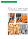 Schuko - Briquetting Presses - Brochure