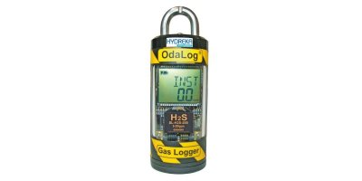 HYDREKA OdaLog - Model L2 - H2S Gas Recorder