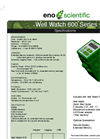 Well Watch - 600 Series - Semi Permanent Sonic Water Level Indicator Brochure