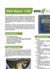 Eno Scientific - Model 1100 - Well Watch for Semi-Permanent Well Water Monitoring Instrument Brochure