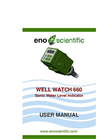 Well Watch 660 - Sonic Water Level Indicator User Manual
