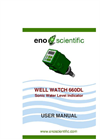 Well Watch 660DL - Sonic Water Level Indicator User Manual
