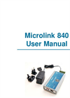 ML 840 Manual Brochure
