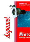 Aspamet Mixers – Commercial Catalogue EN Brochure