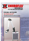 Enviromac Mobile Welding Smoke & Fume Extractor Brochure